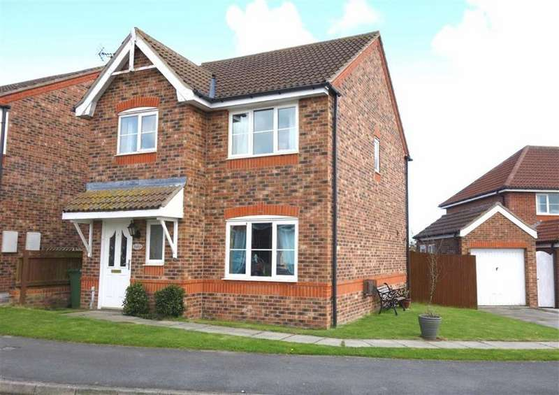 3 Bedrooms Detached House for sale in Thixendale Road, Bridlington, East Yorkshire