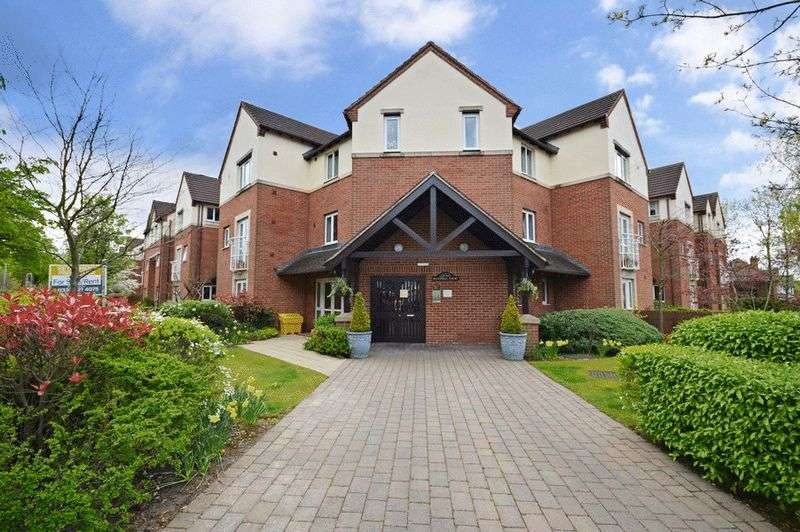 1 Bedroom Retirement Property for sale in Rivendell Court, Birmingham, B28 8AT