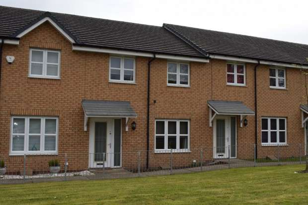 3 Bedrooms Terraced House for sale in 30 Dermontside Close, Crookston, G53
