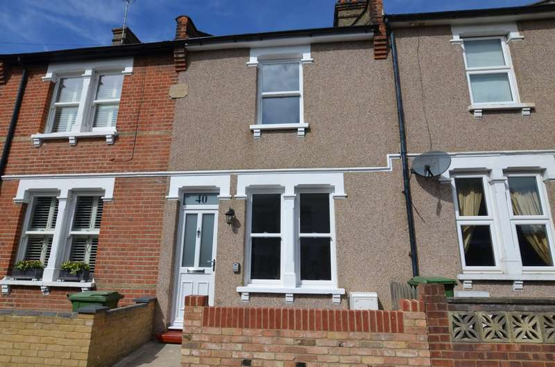 2 Bedrooms Detached House for sale in Oxford Road, Sidcup