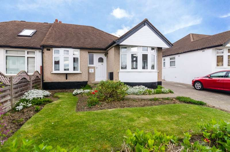 2 Bedrooms Bungalow for sale in Sutherland AvenueWelling