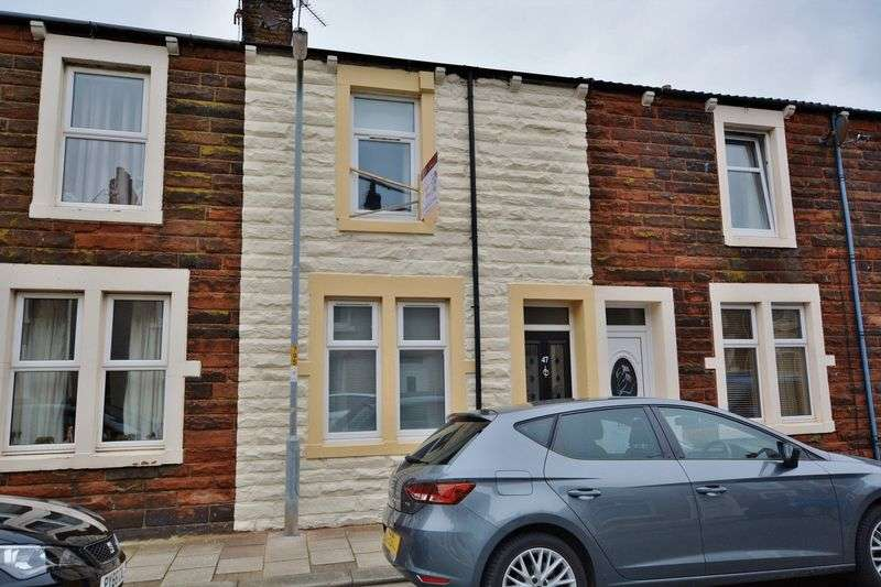 2 Bedrooms Terraced House for sale in Cumberland Street, Workington