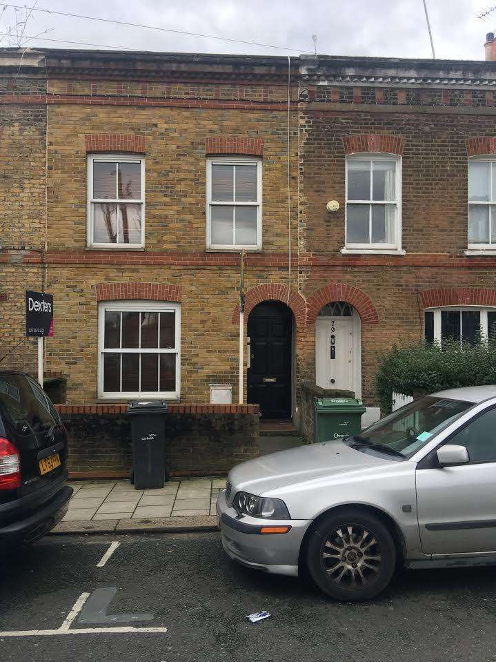 4 Bedrooms Terraced House for sale in Nursery Road, Brixton SW9