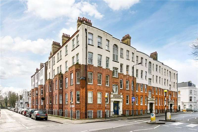 3 Bedrooms Flat for sale in Churchfield Mansions, 321-345 New Kings Road, Fulham, London, SW6