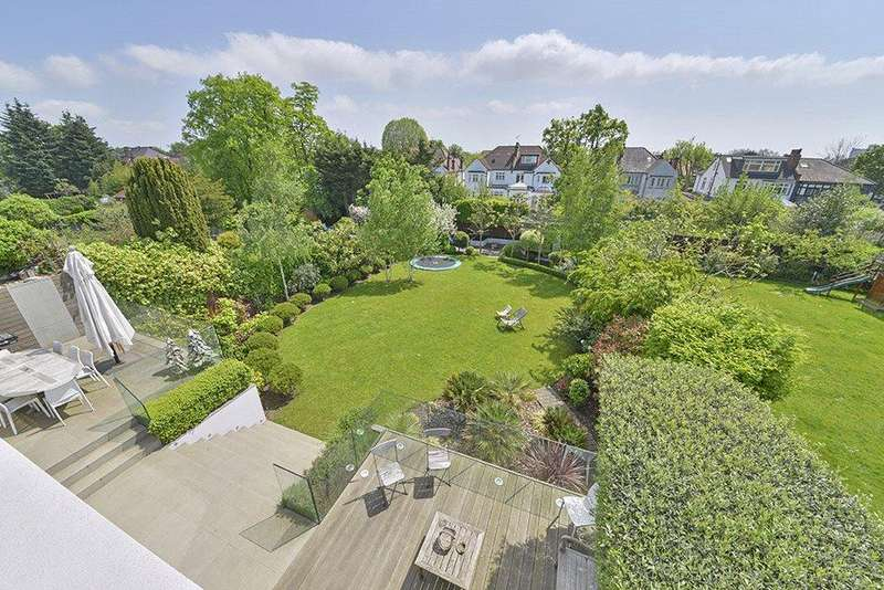 6 Bedrooms Semi Detached House for sale in Christchurch Avenue, Queen's Park, London, NW6