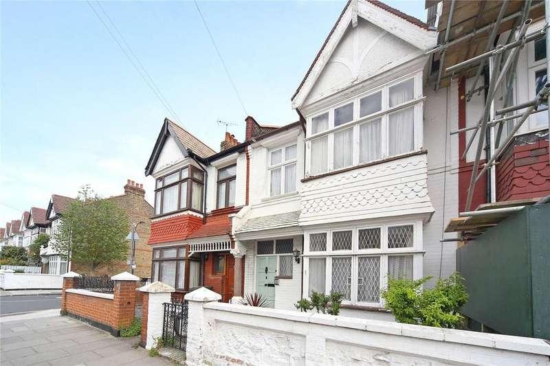 4 Bedrooms Terraced House for sale in Rannoch Road, London, W6