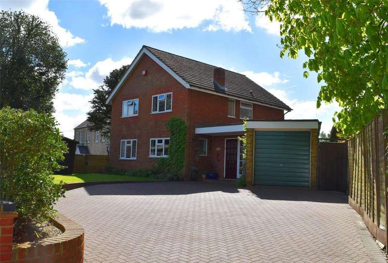 4 Bedrooms Detached House for sale in Shenley Hill Road, Leighton Buzzard