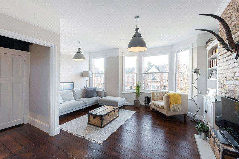 2 Bedrooms Flat for sale in Ridley Road, Kensal Rise, London, NW10