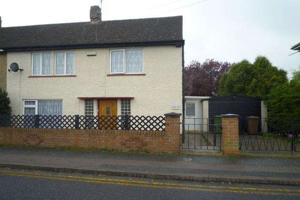 2 Bedrooms Semi Detached House for sale in West Parade, Wisbech, PE13
