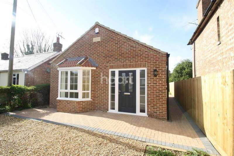 2 Bedrooms Bungalow for sale in Wisbech St Mary
