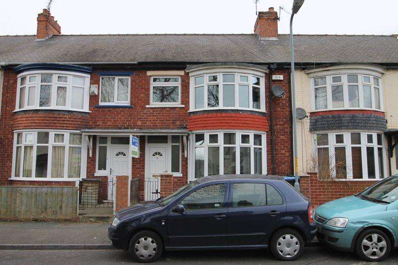 3 Bedrooms Terraced House for sale in Northern Road, West Lane, Middlesbrough, TS5 4PB