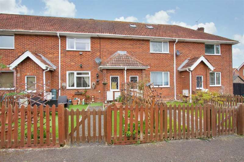 3 Bedrooms Terraced House for sale in The Warren, Perham Down