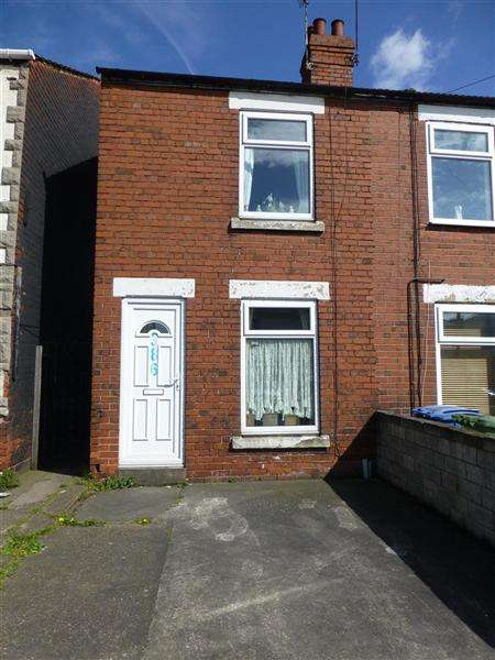 2 Bedrooms Terraced House for sale in Gateford Road, Gateford, Worksop