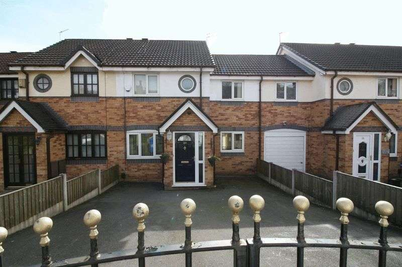2 Bedrooms Terraced House for sale in Townsend Road, Swinton Manchester