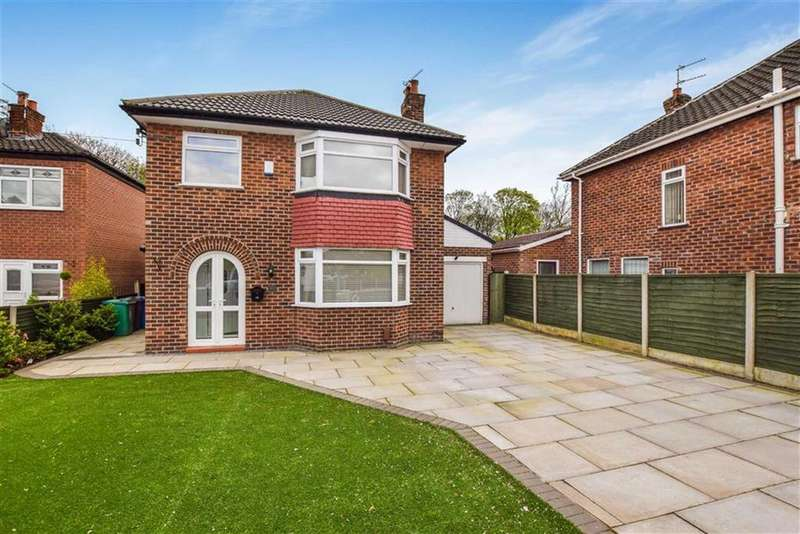 3 Bedrooms Detached House for sale in Partridge Avenue, Baguley, M23