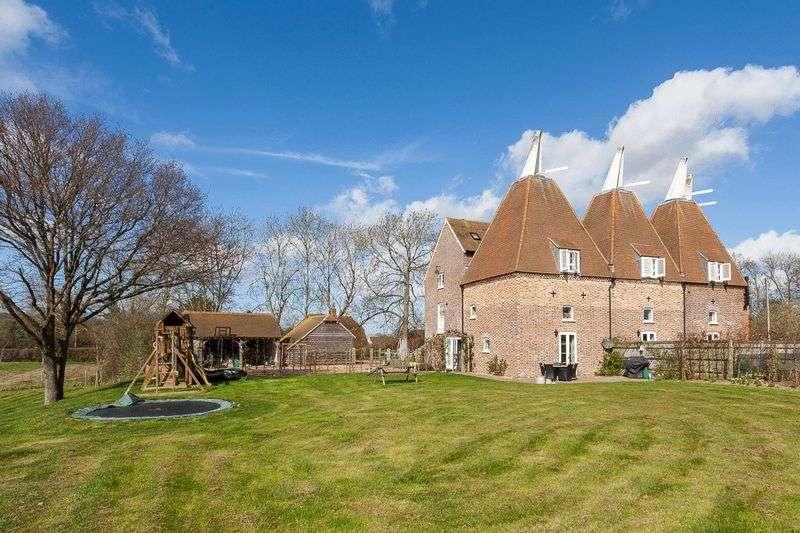 5 Bedrooms House for sale in Great Owl, Castlemaine Oast, Horsmonden
