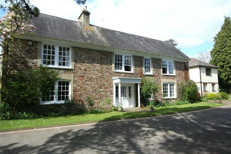 2 Bedrooms Apartment Flat for sale in The Manor House, Coronation Road, Totnes, TQ9