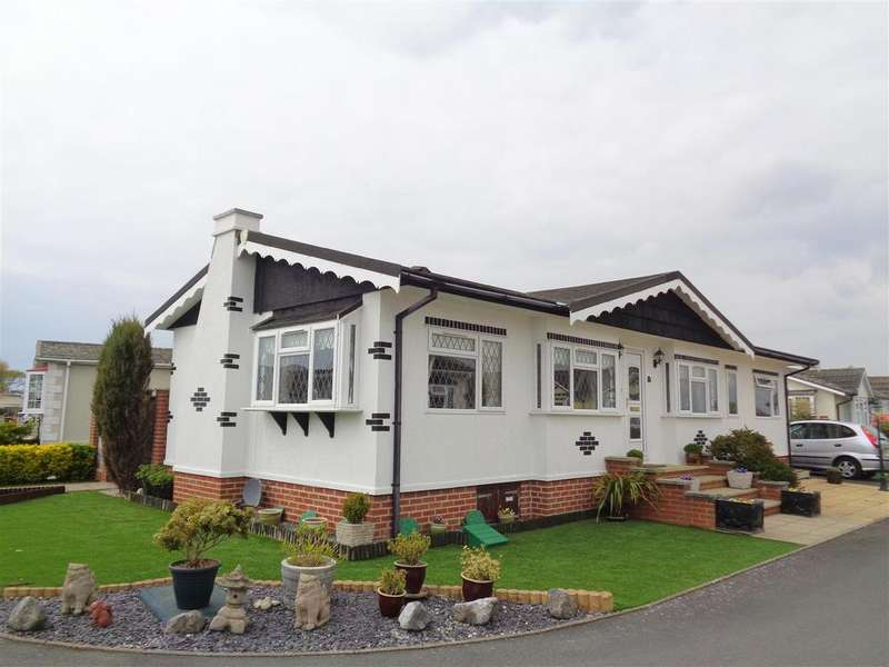 3 Bedrooms Park Home Mobile Home for sale in Briar Close, Nyetimber