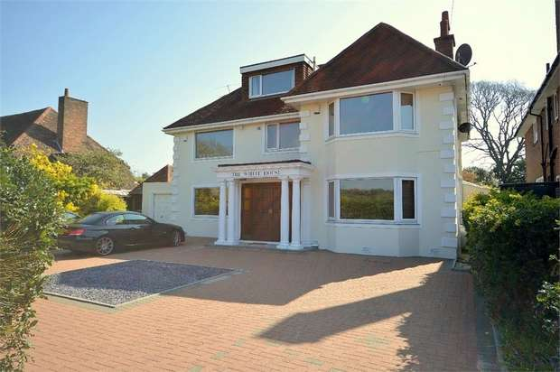6 Bedrooms Detached House for sale in Littledown Drive, Littledown, Bournemouth