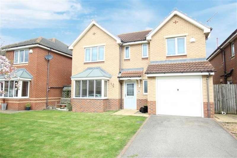 4 Bedrooms Detached House for sale in Acorn Close, Middleton St George, Darlington