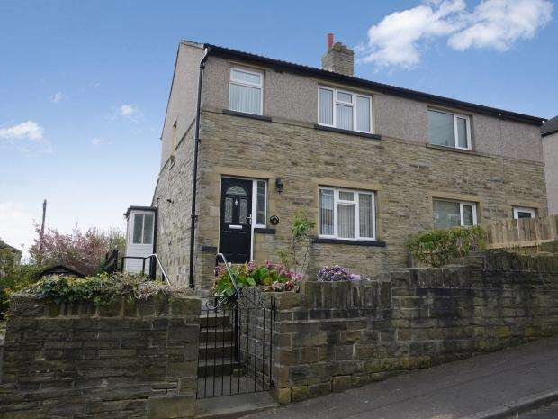 3 Bedrooms Semi Detached House for sale in Harriet Street Brighouse