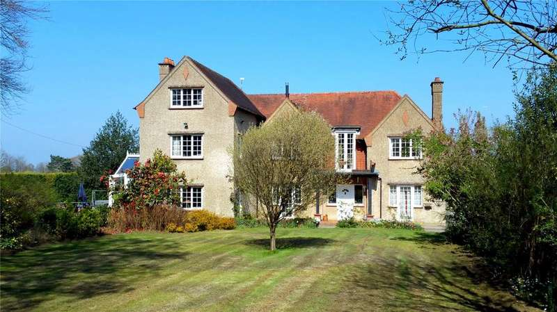6 Bedrooms Detached House for sale in Hophurst Lane, Crawley Down, Crawley, West Sussex