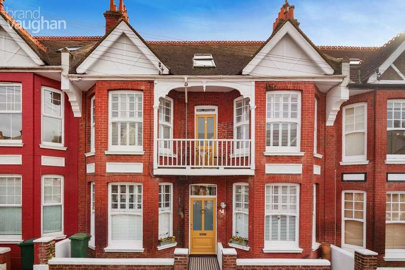 5 Bedrooms Terraced House for sale in Melville Road, Hove, BN3