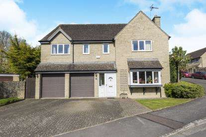 4 Bedrooms Detached House for sale in Riverside, Winchcombe, Cheltenham, Gloucestershire