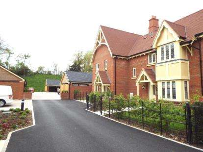 2 Bedrooms House for sale in Saxby Road, Bishops Waltham