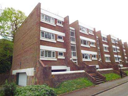 2 Bedrooms Flat for sale in Silverdale Road, Banister Park, Southampton