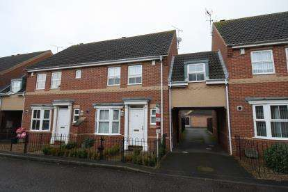 3 Bedrooms Terraced House for sale in Maldon, Essex