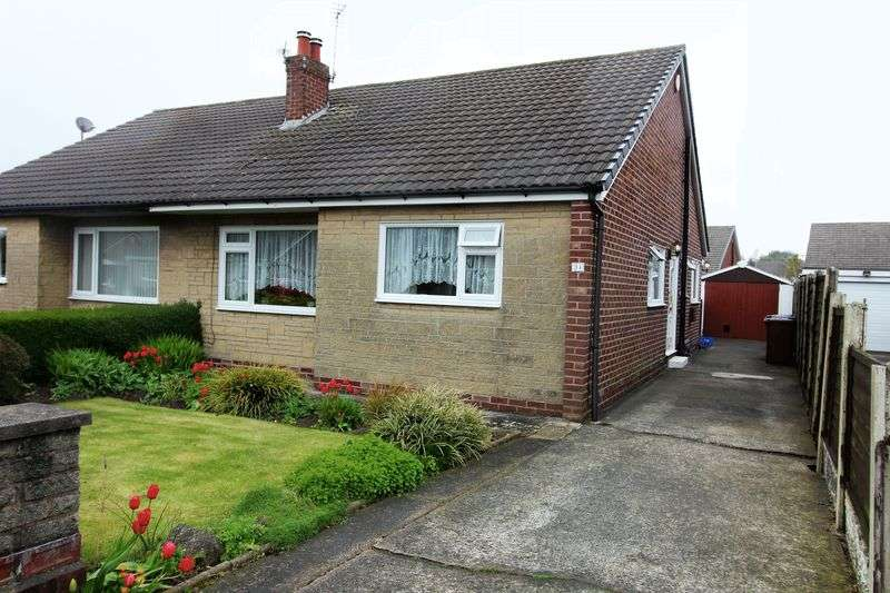3 Bedrooms Semi Detached Bungalow for sale in Brookdale, New Longton, Preston