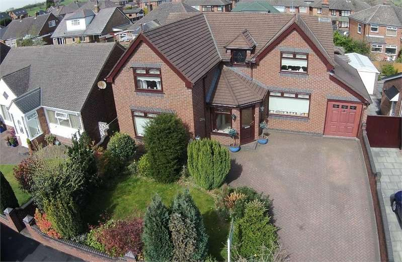 4 Bedrooms Detached House for sale in Oak Tree Road, Eccleston, ST HELENS, Merseyside