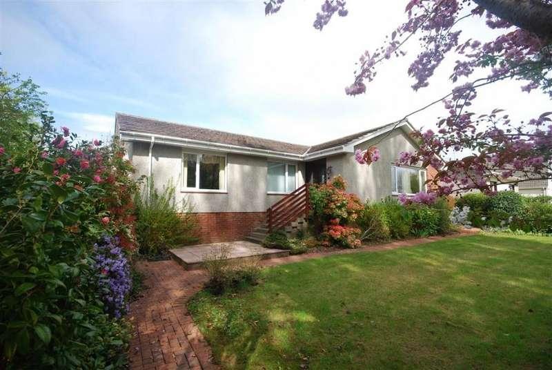 4 Bedrooms Detached Bungalow for sale in 17 Shalloch Park, Doonfoot, KA7 4HL