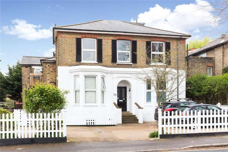 3 Bedrooms Flat for sale in Thornton Hill, London, SW19