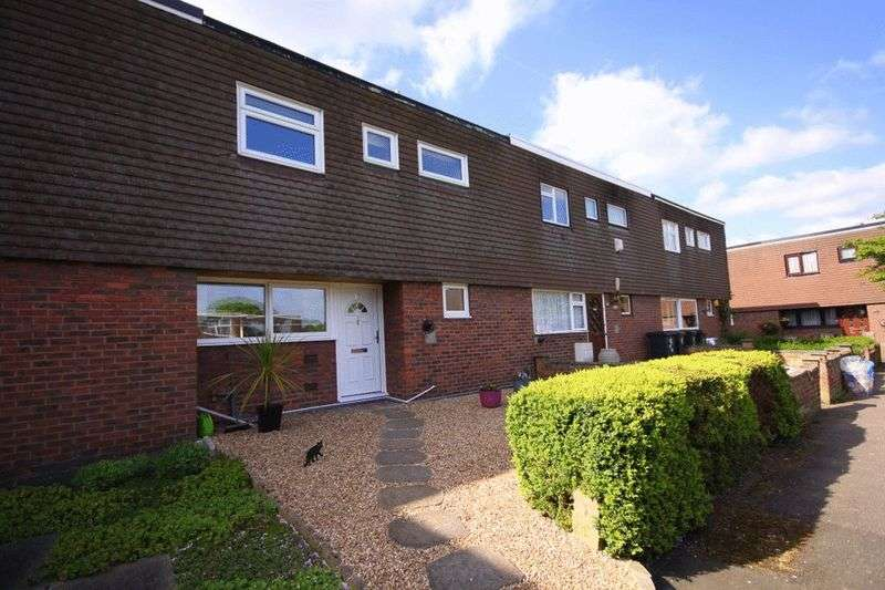 3 Bedrooms Terraced House for sale in Harlton Court, Waltham Abbey, EN9