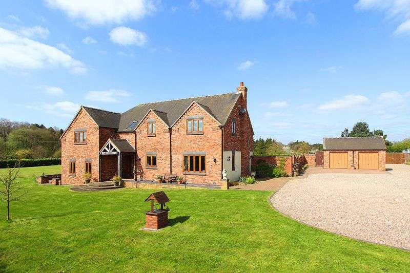 5 Bedrooms Detached House for sale in PATTINGHAM, Bennetts Lane