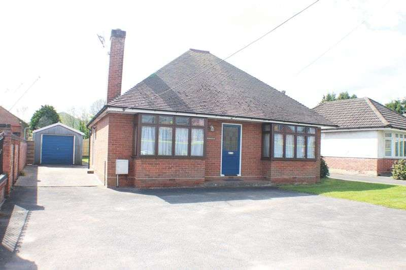 3 Bedrooms Detached Bungalow for sale in Botley Road, West End