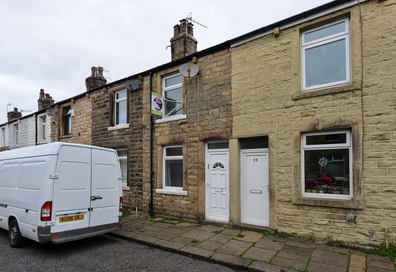 2 Bedrooms Terraced House for sale in Gardner Road, Lancaster, Lancashire, LA1