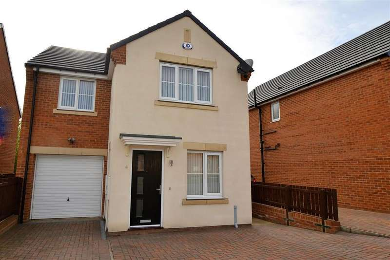 3 Bedrooms Detached House for sale in Paddock Close, Chilton