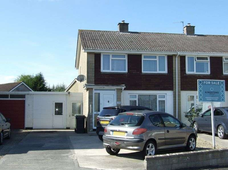 3 Bedrooms Semi Detached House for sale in Winterslow Road, Trowbridge
