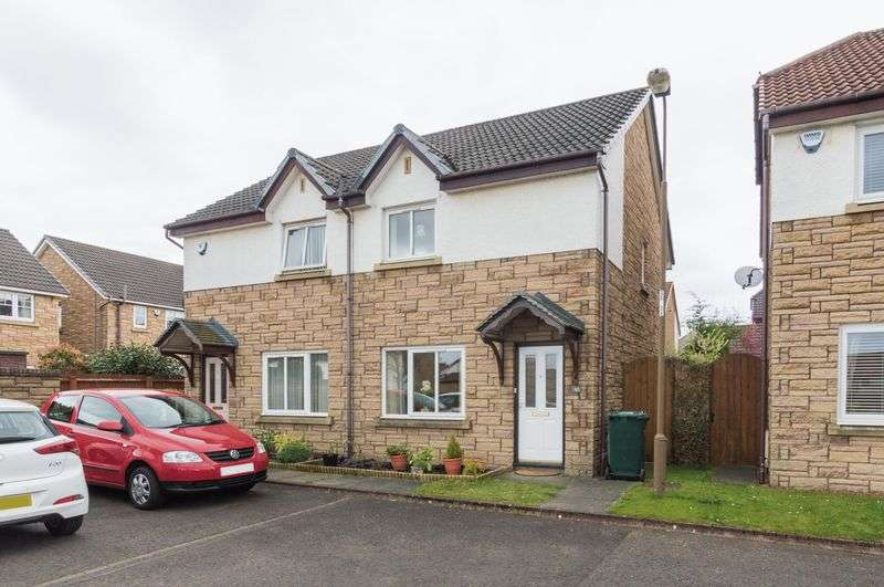 2 Bedrooms Semi Detached House for sale in 93 Gogarloch Haugh, South Gyle, Edinburgh EH12 9JG