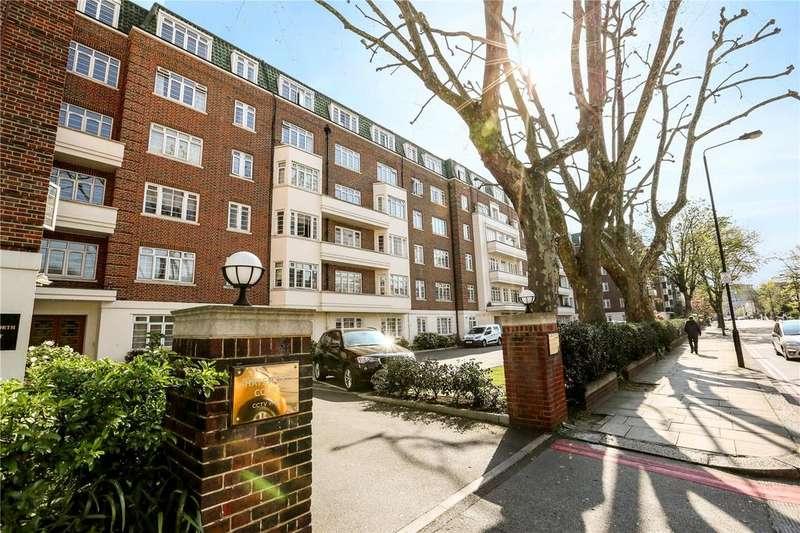 3 Bedrooms Flat for sale in Chatsworth Court, Pembroke Road, Kensington, London, W8