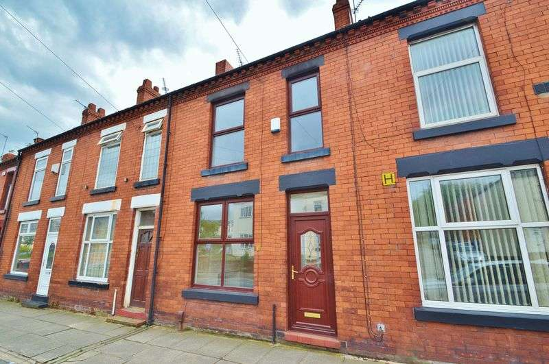 3 Bedrooms Terraced House for sale in Chaddock Lane, Worsley