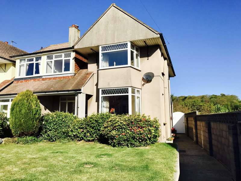 3 Bedrooms Semi Detached House for sale in Broadlands Road, Paignton