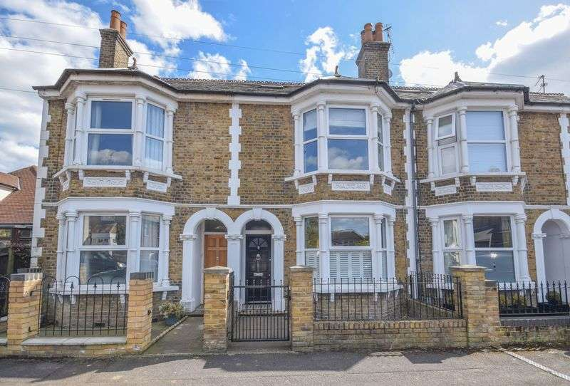 3 Bedrooms Terraced House for sale in Raynsford Road, Ware