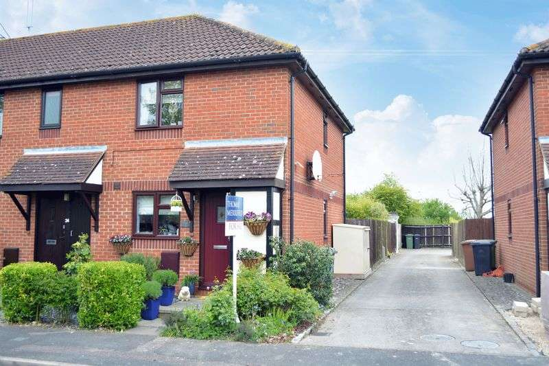 2 Bedrooms House for sale in Mansfield Gardens, Didcot