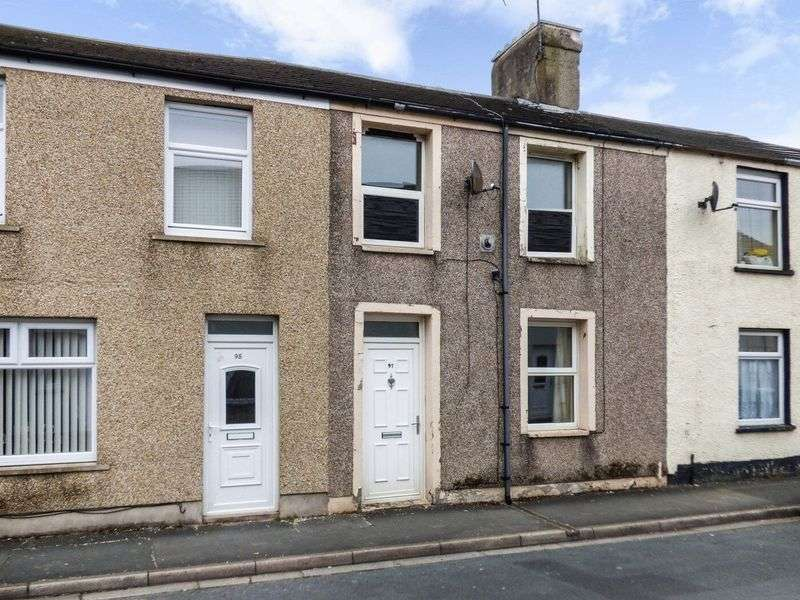 3 Bedrooms Terraced House for sale in Wellington Street, LA18 4DH