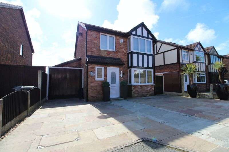 5 Bedrooms Detached House for sale in Abrams Green, Banks, Southport