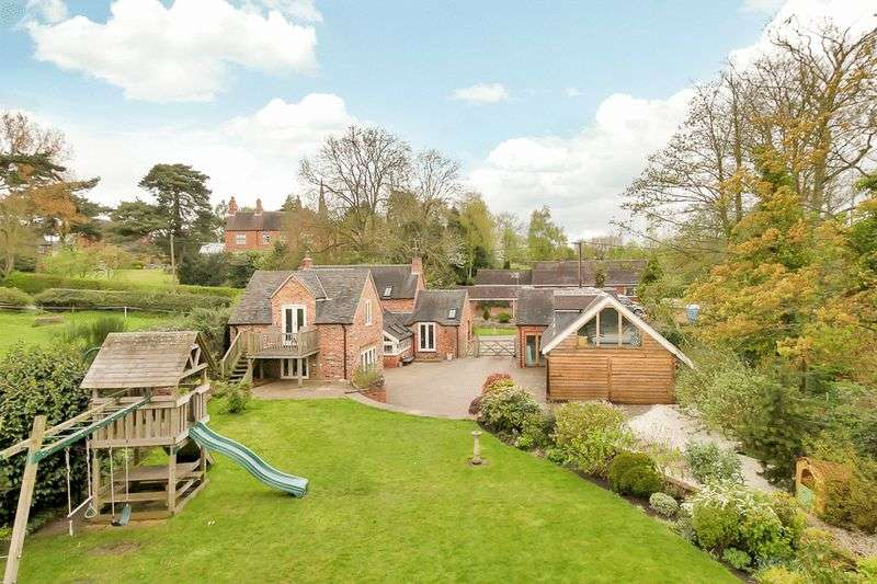 5 Bedrooms House for sale in The Hollow, Normanton le Heath